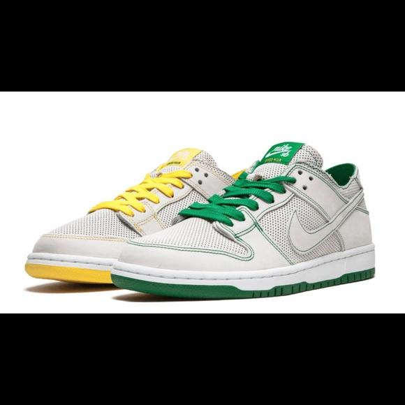 best website f119d 82bb9 Nike SB Zoom Dunk Low Ishod Wair